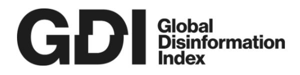 Global Disinformation Index