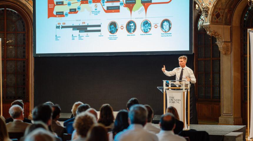 Paul Radu - Owners Forum 2018