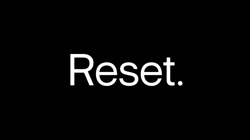 Reset-Announcement