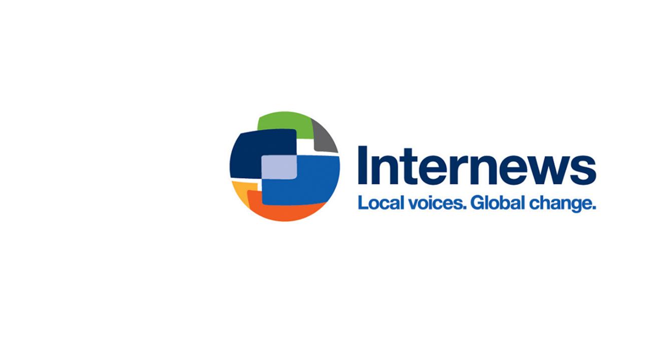 Internews-Homepage