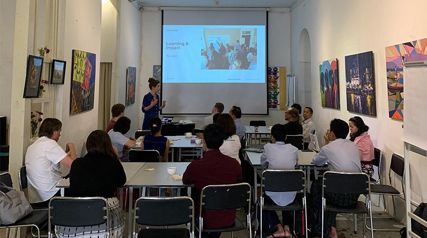 Workshop in Yangon_February 2020